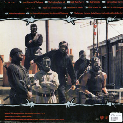 HI JACK (UK) Back cover of LP