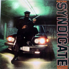 RHYME SYNDICATE Comin' Through compilation