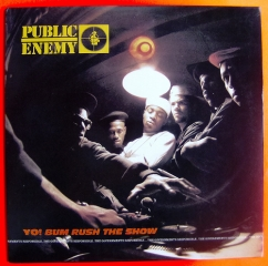PUBLIC ENEMY - Yo Bum Rush The Show