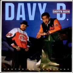 Davy D LP