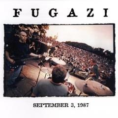 Fugazi Live Series generic cover 1