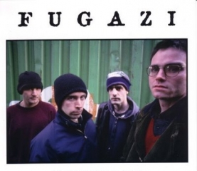 FUGAZI live series generic cover A