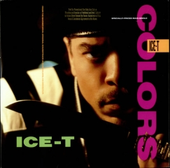 ICE-T COLORS 12 inch single