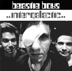 Beastie Boys Intergalactic 10 inch single