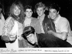 Beastie Boys, with Sean Penn and David Lee Roth at Madonna's first ever gold record party. This was in Los Angeles the day before or after they opened for Maddona on the 'Like A Virgin