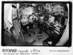 Ian MacKaye and jeff Nelson in the original Dischord Records office in Dischord House. Arlington Virginia, circa 1982.