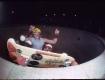 George Wilson, gnarly frontside grind at Marina Skatepark, circa 1979