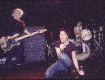 GERMS, the last show, December 1980, Darby Crash died a few days later. This is the original photo that was cropped for the cover of MY RULES.