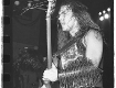 Kerry King of Slayer in Seattle Washington, circa 1987