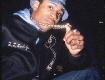 LL Cool J with his first gold rope chain. circa 1985