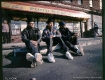 Run DMC JMJ on the Ave in Hollis Queens, circa 1988