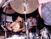 Harley Flanagan drumming with the Stimulators, he was probably around 12 or 13 at the time. New York City. circa 1979