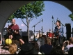 As part of the East River Music Project summer series in cooperation with New York City Parks & Recreation, The Evens finally made it to NYC for a show -