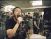 Keith Morris with his new band OFF! playing in a record store in New York City - Late October 2010