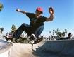Omar Hassan - Venice Skatepark - February 2010