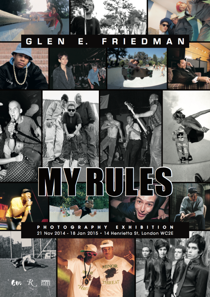 MY RULES UK